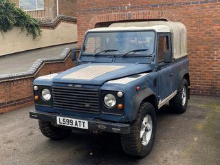 1993 Land Rover 90 Defender