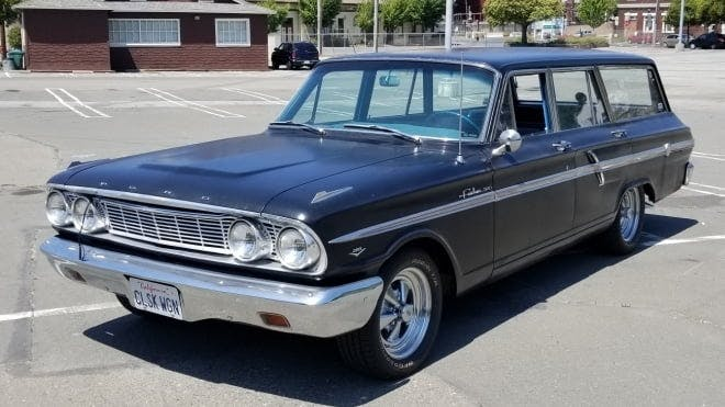 1964 Ford Fairlane 500 Ranch Wagon