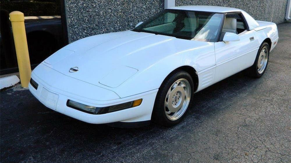 1992 Chevrolet Corvette Convertible