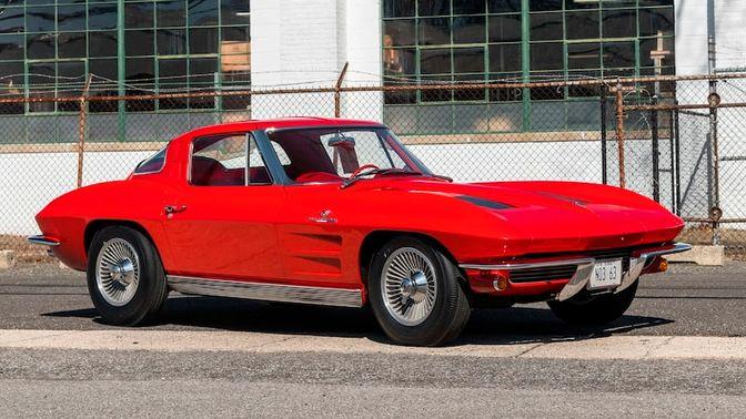 1963 Chevrolet Corvette Z06/N03