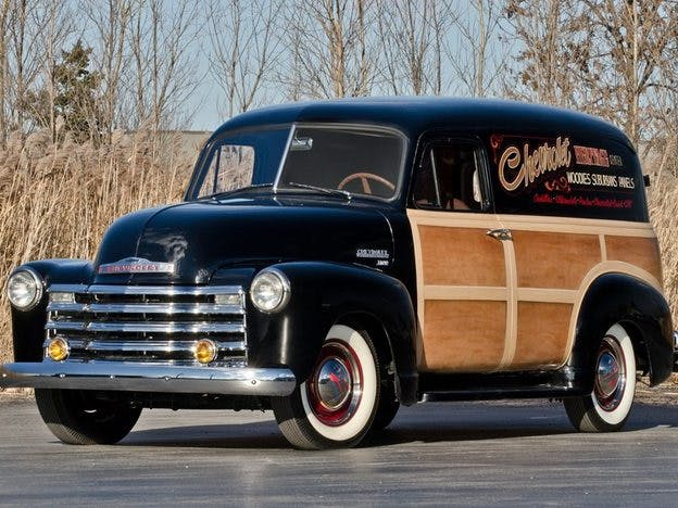 1953 Chevrolet Panel Truck