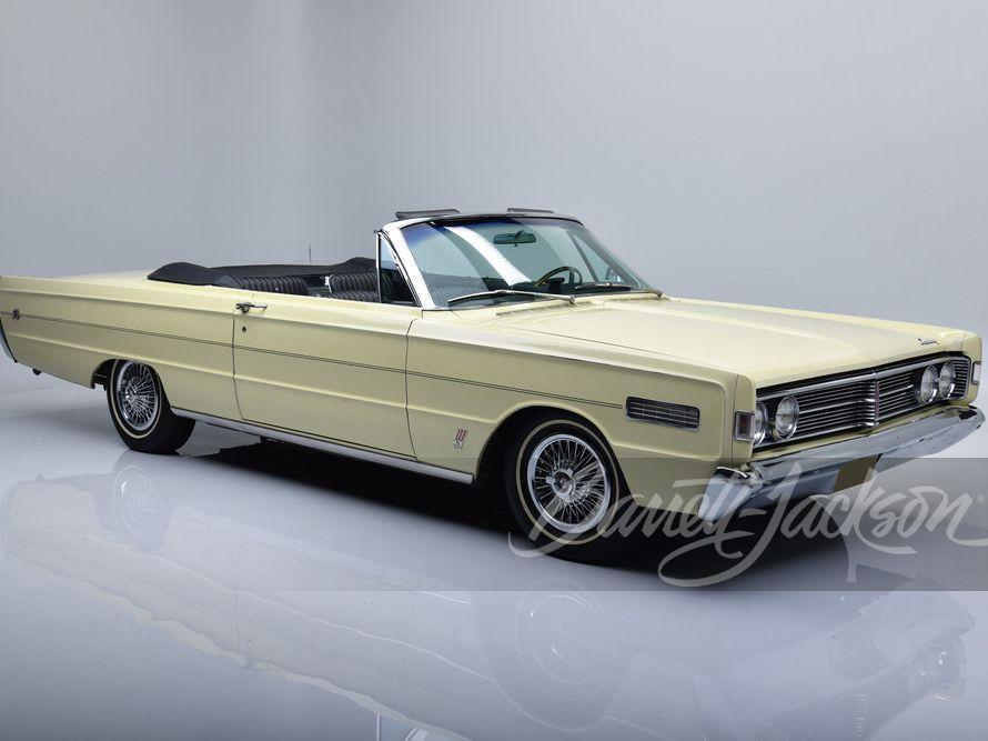 1966 Mercury S55 Convertible