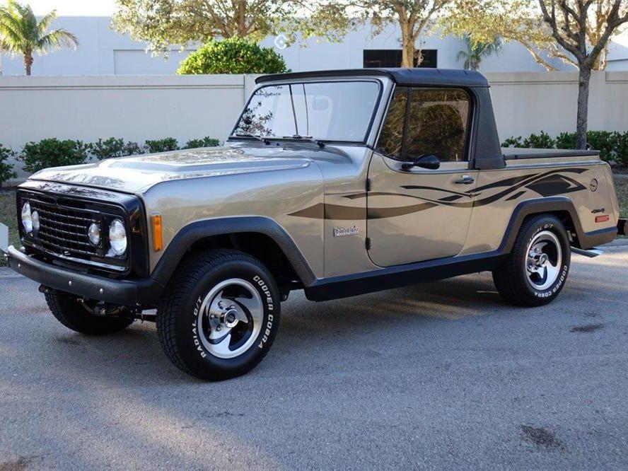 1973 Jeep Commando Custom 4X4