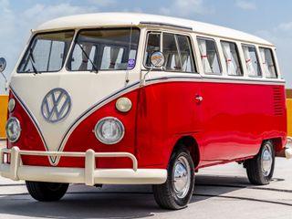 1968 Volkswagen Kombi Type 2