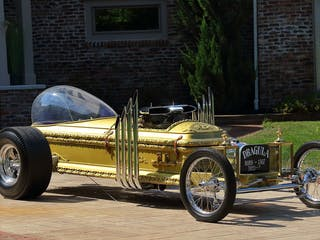 1964 Dragula Munsters Coffin Dragster
