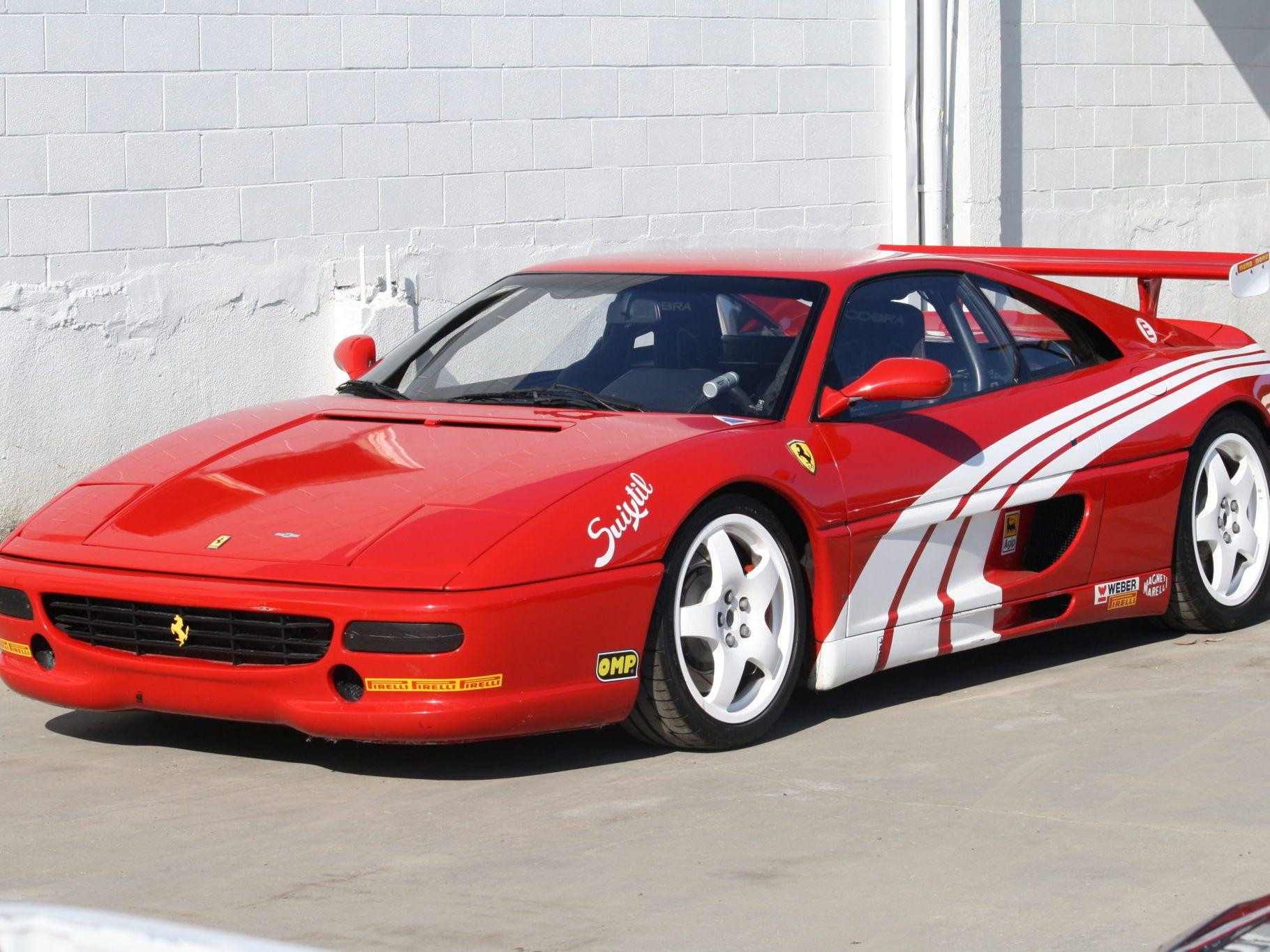 Ferrari F355 Challenge Market Classic Com