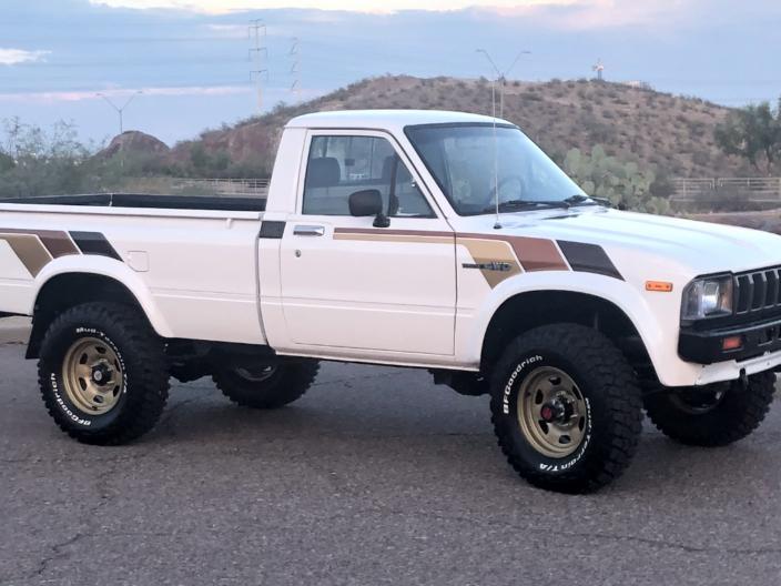 1983 Toyota 4×4 SR5 Pickup
