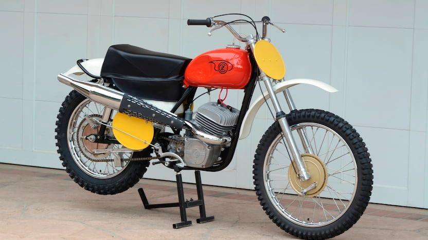 1969 Cz 360 Sidepiper