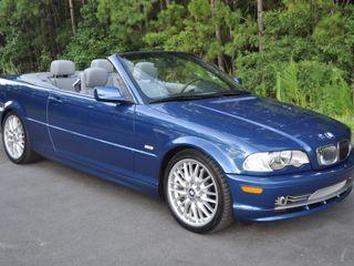 2003 BMW 330i Convertible