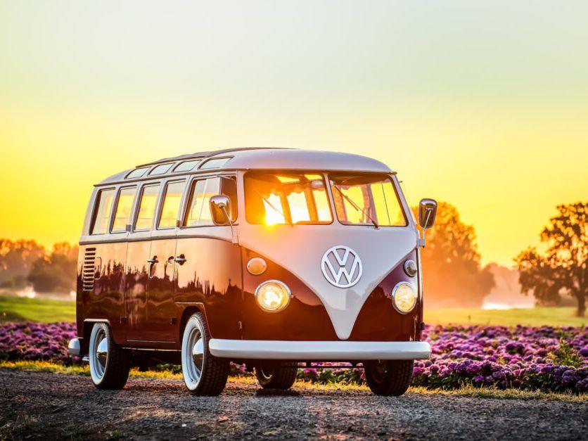 1966 Volkswagen Type 2 Bus