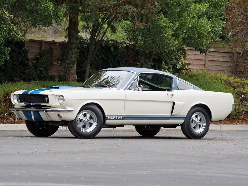 1966 Shelby GT350 Pre-Production Prototype