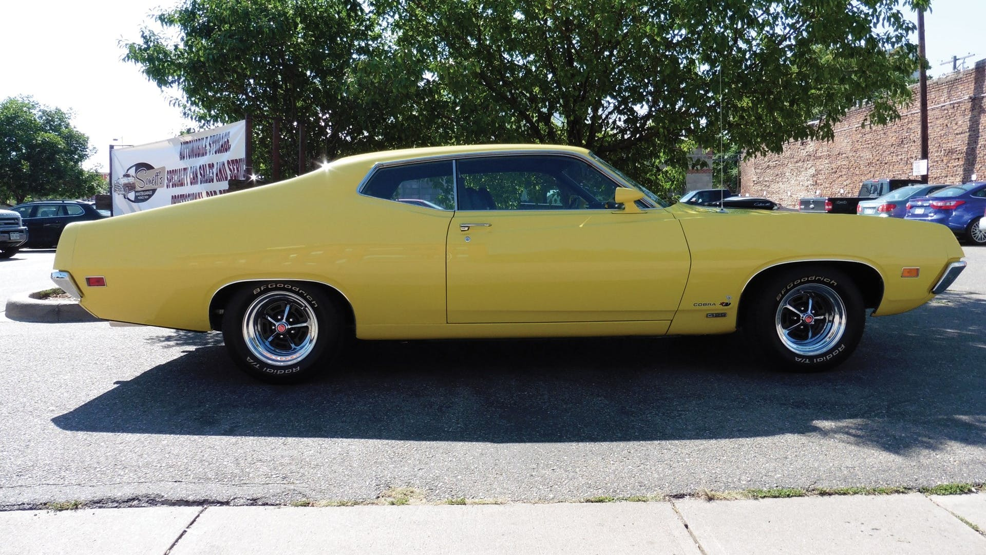 1970 Ford Torino 429 CJ