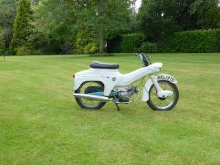 1964 Ariel 49CC Pixie