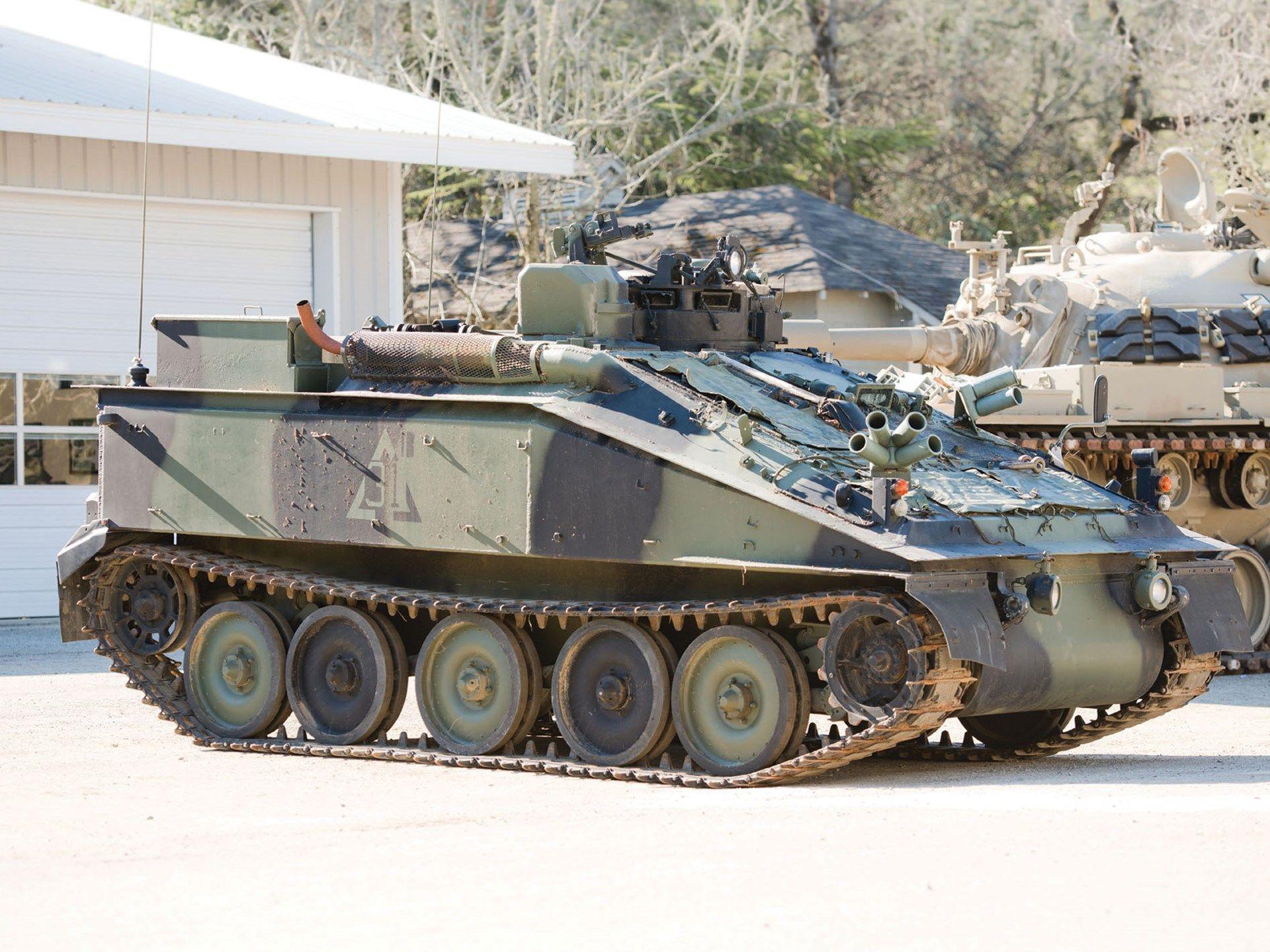 FV102 Striker Anti-Tank Guided Missile (Atgm) Carrier