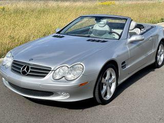 2005 Mercedes-Benz SL600