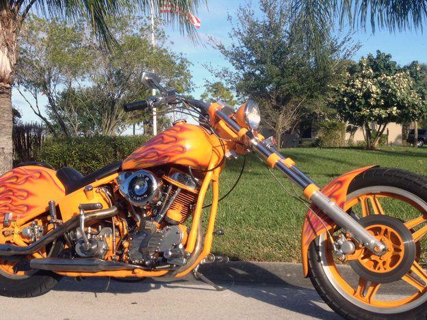 1950 Harley-Davidson Pan Head