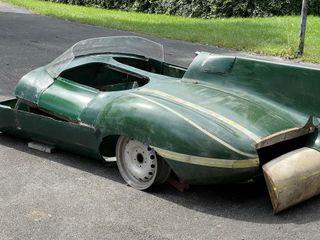 No Reserve: Jaguar D-Type Re-Creation Project