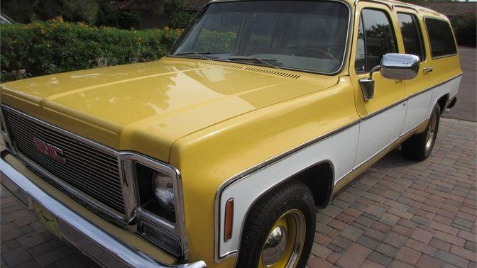 1979 GMC Suburban