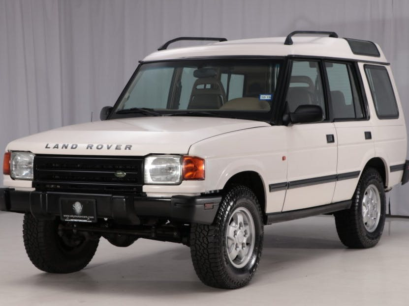 1996 Land Rover Discovery Sd 5-Speed