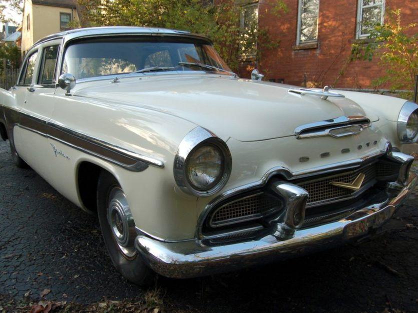 1956 Desoto Firedome Sedan Project