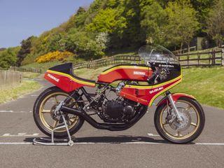 1979 Dunstall Suzuki GS1000 Formula 1 Racing Motorcycle