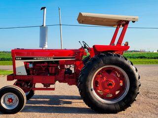1979 International Harvester 686