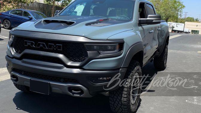 2021 Ram 1500 Trx Launch Edition Pickup