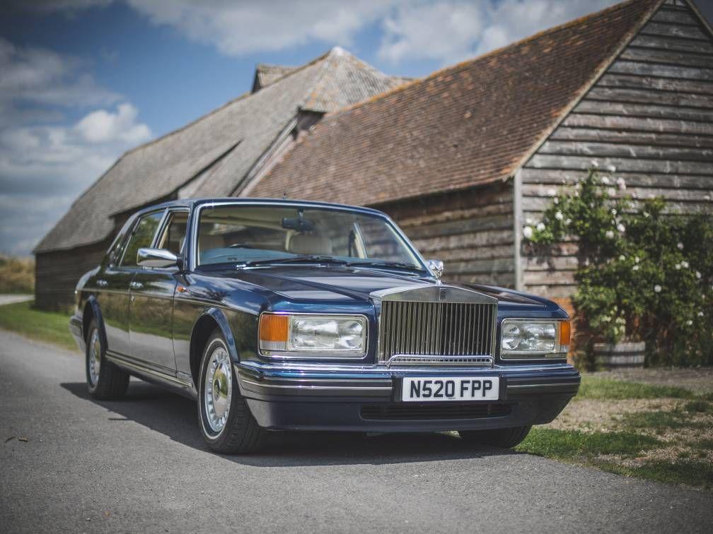 1995 Rolls Royce Silver Spur