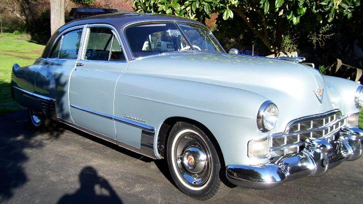 1942 Cadillac Series 62 Sedan