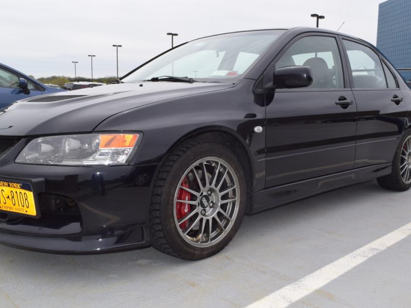 2006 Mitsubishi Evolution 9 Mr