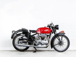 1949 Gilera 247CC Nettuno Sport