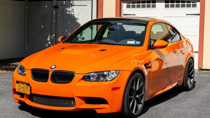 2013 BMW M3 Competition Package Coupe 6-Speed