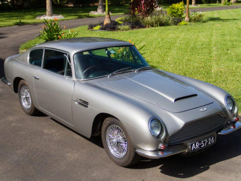 1968 Aston Martin DB6 Vantage