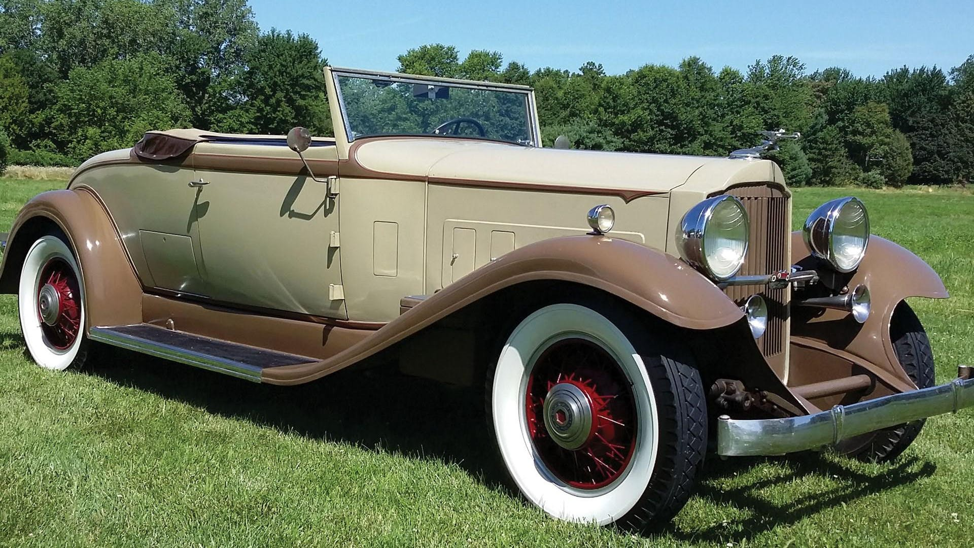 1932 Packard Standard Eight