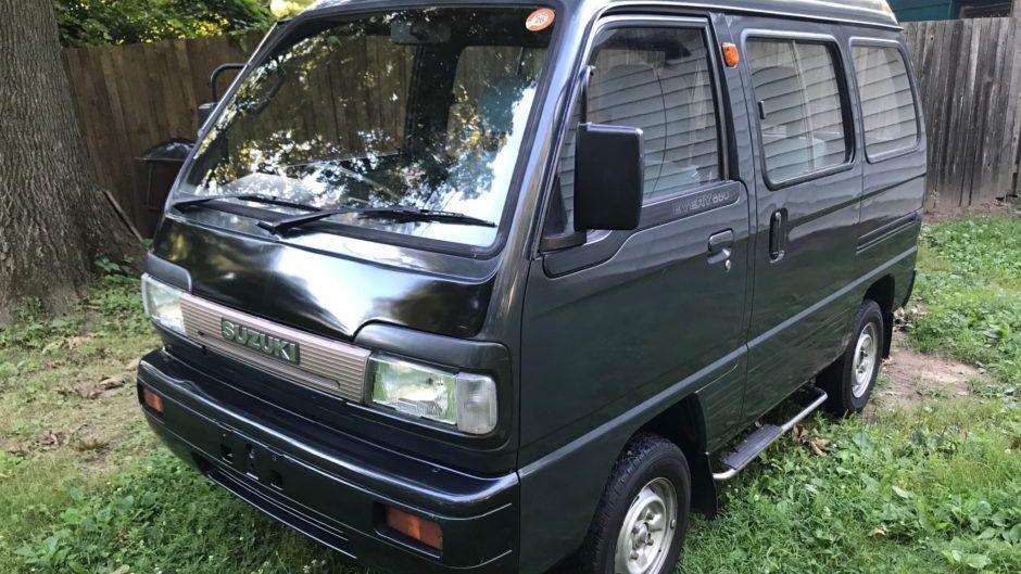 1990 Suzuki Every 4WD 5-Speed