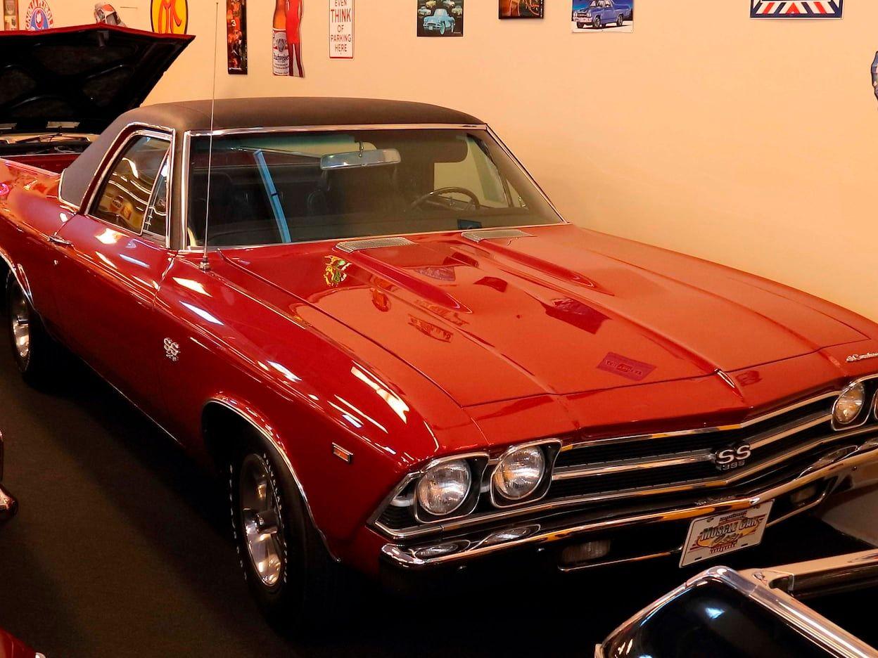 1969 Chevrolet El Camino SS396
