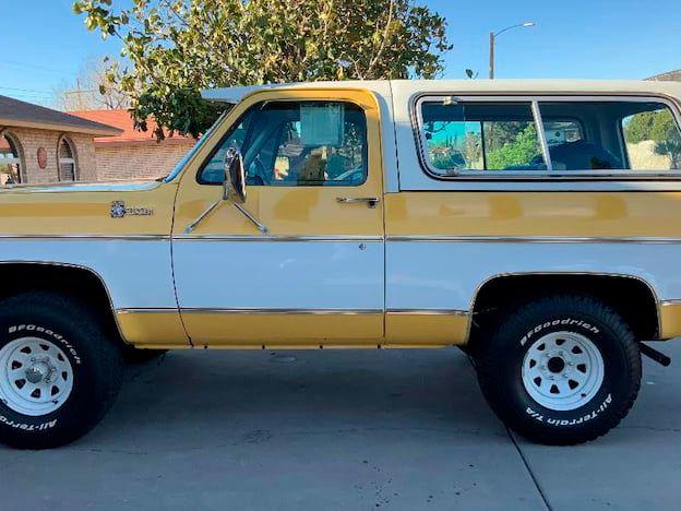 1977 Chevrolet K5 Blazer