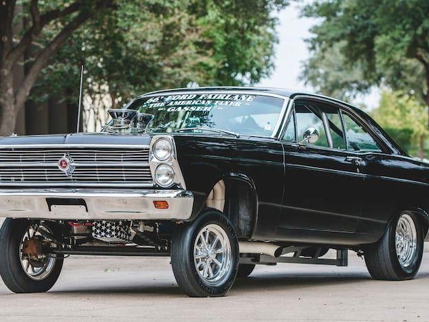 1966 Ford Fairlane 500XL Gasser