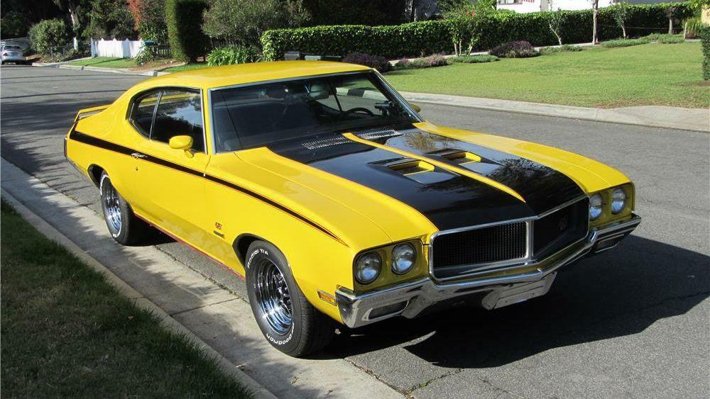 1971 Buick GS Custom