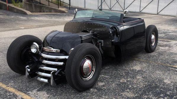 1949 Chevrolet Cabstar Street Rod