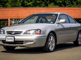 2003 Acura Cl Type-S 6-Speed
