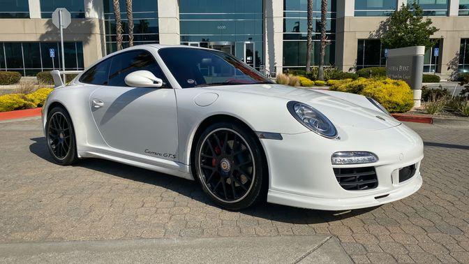 2012 Porsche 997.2 Carrera GTS Aerokit