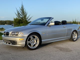 2002 BMW 330Ci Convertible 5-Speed
