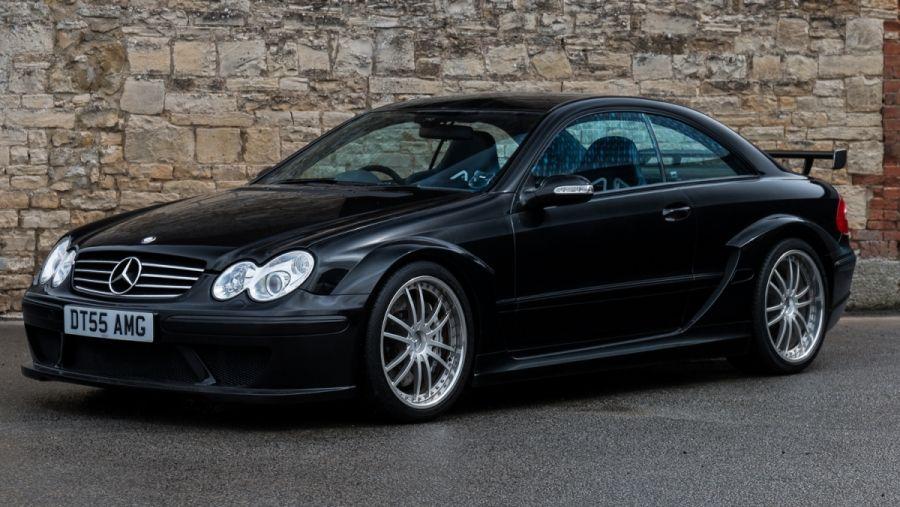 2005 Mercedes-Benz CLK DTM