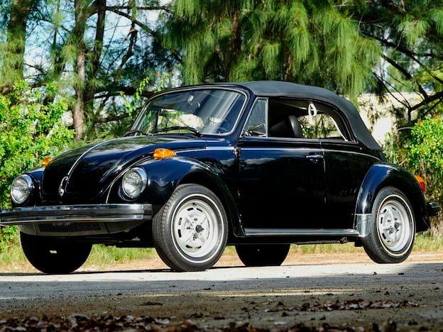 1979 Volkswagen Super Beetle Epilogue Edition