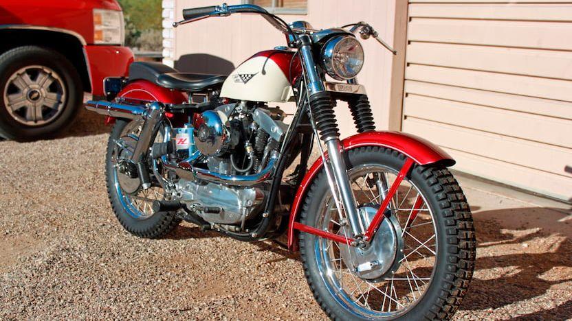 1959 Harley-Davidson Xlch Sportster