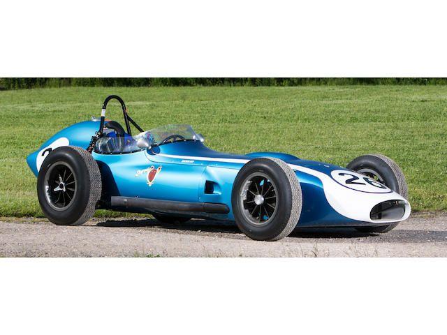 1960 Scarab-Offenhauser  Formula 1/Intercontinental Formula Racing Single-Seater