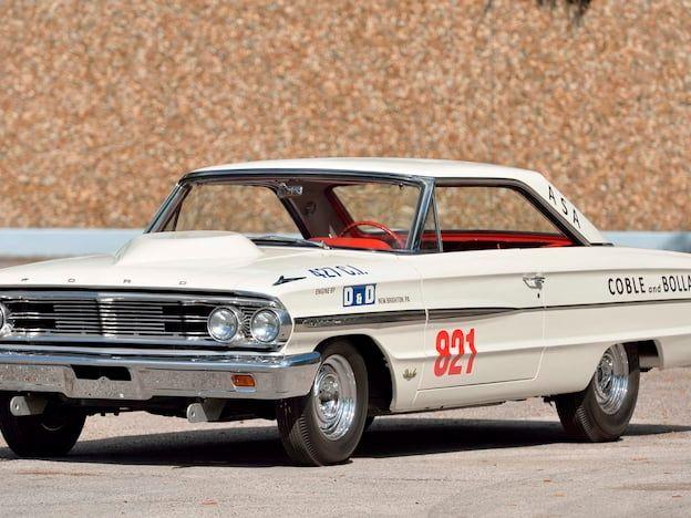 1964 Ford Galaxie 500 Lightweight