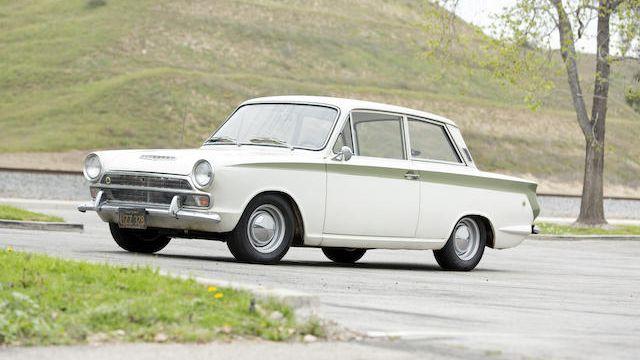 1965 Lotus Cortina MK I