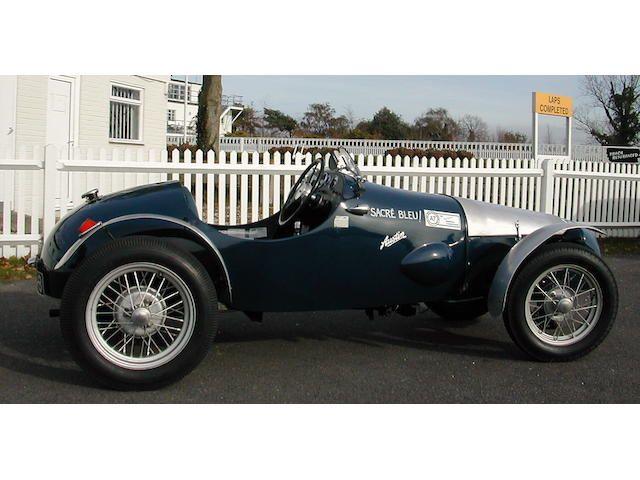 1936 Austin Seven Formula 750 Racing Car 'Sacre Bleu'